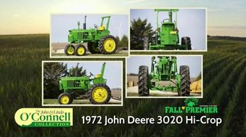 Mecum Gone Farmin' Fall Premier TV Spot, 'John & Linda O'Connell Collection' - Thumbnail 6