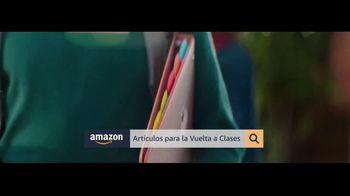 Amazon TV Spot, 'Artículos para la vuelta a clases' [Spanish] - Thumbnail 4