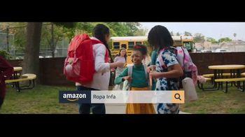Amazon TV Spot, 'Artículos para la vuelta a clases' [Spanish] - Thumbnail 5