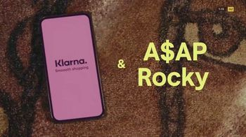 Klarna TV Spot, 'Drop Your Lockdown Look With A$AP Rocky' Song by A$AP Rocky - Thumbnail 1