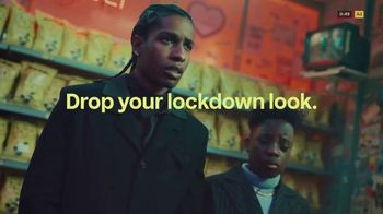 Klarna TV Spot, 'Drop Your Lockdown Look With A$AP Rocky' Song by A$AP Rocky - Thumbnail 10