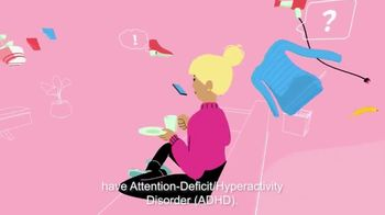 Vyvance TV Spot, 'ADHD Symptoms' - Thumbnail 4