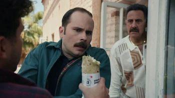 Jimmy John's Wraps TV Spot, 'Shakedown' Featuring Brad Garrett