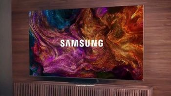Samsung Smart TV Neo QLED 8K TV Spot, 'Do More Amazing' - Thumbnail 2