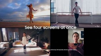 Samsung Smart TV Neo QLED 8K TV Spot, 'Do More Amazing' - Thumbnail 3