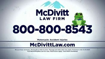 McDivitt Law Firm, P.C. TV Spot, 'Orange County Choppers Sweepstakes' - Thumbnail 10