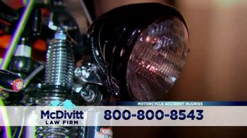 McDivitt Law Firm, P.C. TV Spot, 'Orange County Choppers Sweepstakes' - Thumbnail 3