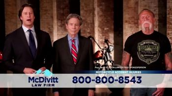 McDivitt Law Firm, P.C. TV Spot, 'Orange County Choppers Sweepstakes' - Thumbnail 6