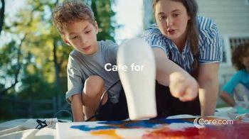 Care.com TV Spot, 'Child Care: Care for All You Love'