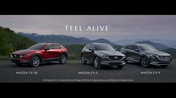 Mazda Season of Discovery Sales Event TV Spot, 'Where Summer Leads You' Song by WILD [T2] - Thumbnail 6