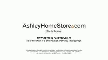 Ashley HomeStore Black Friday in July TV Spot, 'Doorbusters: 72 Months Financing' - Thumbnail 8