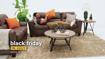 Ashley HomeStore Black Friday in July TV Spot, 'Doorbusters: 72 Months Financing' - Thumbnail 2