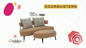 Ashley HomeStore Black Friday in July TV Spot, 'Doorbusters: 72 Months Financing' - Thumbnail 3