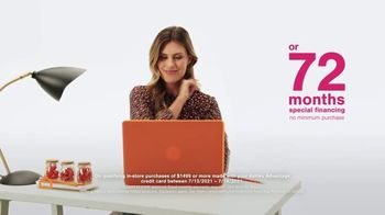 Ashley HomeStore Black Friday in July TV Spot, 'Doorbusters: 72 Months Financing' - Thumbnail 6