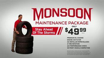 Big O Tires TV Spot, 'Monsoon Season: Maintenance Package' - Thumbnail 8