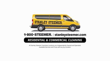 Stanley Steemer TV Spot, 'Equipped and Ready' - Thumbnail 9
