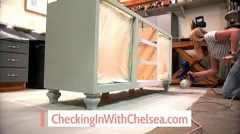 Checking in With Chelsea TV Spot, 'Building Your Own Vanity'