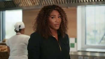 Subway TV Spot, 'It's Too Much for One Spokesperson: Part 3' Feat. Serena Williams, Megan Rapinoe, Stephen Curry - Thumbnail 1