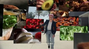 Subway TV Spot, 'It's Too Much for One Spokesperson: Part 3' Feat. Serena Williams, Megan Rapinoe, Stephen Curry - Thumbnail 3