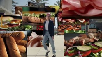 Subway TV Spot, 'It's Too Much for One Spokesperson: Part 3' Feat. Serena Williams, Megan Rapinoe, Stephen Curry - Thumbnail 4