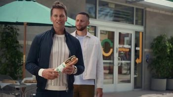 Subway TV Spot, 'It's Too Much for One Spokesperson: Part 3' Feat. Serena Williams, Megan Rapinoe, Stephen Curry - Thumbnail 6