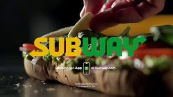 Subway TV Spot, 'It's Too Much for One Spokesperson: Part 3' Feat. Serena Williams, Megan Rapinoe, Stephen Curry - Thumbnail 8