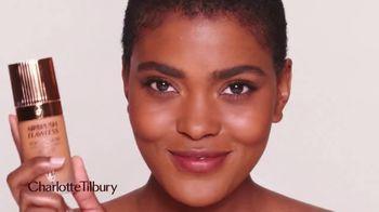 Charlotte Tilbury Airbrush Flawless Foundation TV Spot, 'Flawless-Looking Skin'