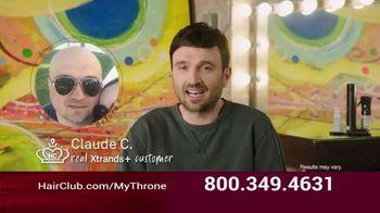 Hair Club TV Spot, 'Royal Treatment: $250 Savings'
