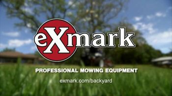 Exmark Manufacturing TV Spot, 'Sod Placement Instructions' - Thumbnail 8