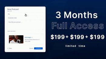 Kajabi TV Spot, 'Earn Income Thorugh Digital Products: Three Months for $99' - Thumbnail 7