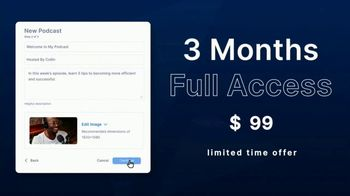 Kajabi TV Spot, 'Earn Income Thorugh Digital Products: Three Months for $99' - Thumbnail 8