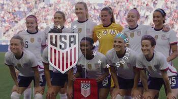 U.S. Soccer Women's National Team TV Spot, 'So Much More' - Thumbnail 9
