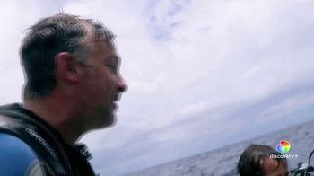 Discovery+ TV Spot, 'Sharkbait With David Dobrik' - Thumbnail 7