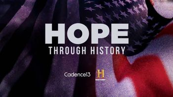 Hope Through History TV Spot, 'Many Challenging Crises' - 65 commercial airings
