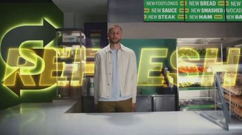 Subway TV Spot, 'It's Too Much for One Spokesperson' Featuring Stephen Curry - Thumbnail 3