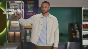 Subway TV Spot, 'It's Too Much for One Spokesperson' Featuring Stephen Curry - Thumbnail 7