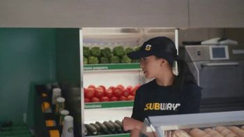 Subway TV Spot, 'It's Too Much for One Spokesperson' Featuring Stephen Curry - Thumbnail 8