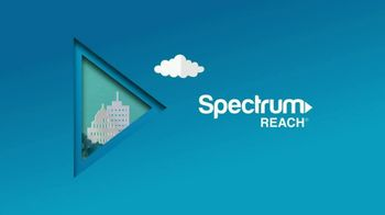 Spectrum Reach TV Spot, 'Picture Your Business on TV'