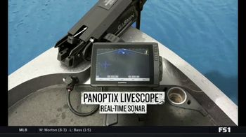 Garmin Panoptix Livescope TV Spot, 'See Fish Live, Catch Fish Now'