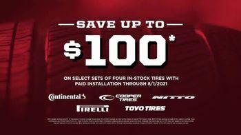 Big O Tires TV Spot, 'Trust: Good Deals: Save $100'