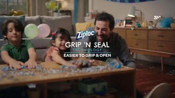 Ziploc Grip 'n Seal TV Spot, 'Slime Party' - Thumbnail 3