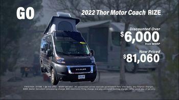 La Mesa RV TV Spot, 'Go: 2022 Thor Motor Coach'