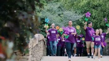 Alzheimer's Association TV Spot, 'Walk to End Alzheimer's: Flowers'