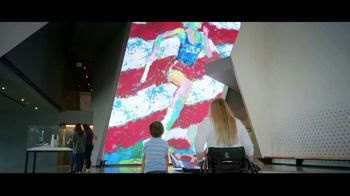 United States Olympic and Paralympic Museum TV Spot, 'Grand Opening'