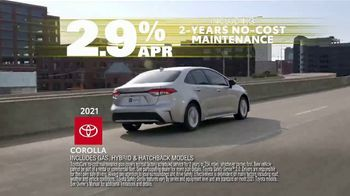 Toyota Driven to Be the Best Event TV Spot, 'Best Deals: Hybrid' [T2] - Thumbnail 6