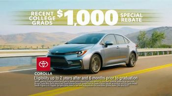 Toyota Driven to Be the Best Event TV Spot, 'Best Deals: Hybrid' [T2] - Thumbnail 7