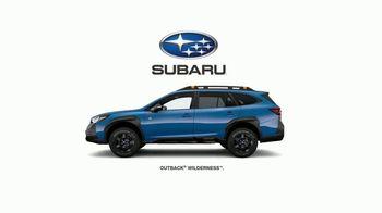 Subaru TV Spot, 'Shopping' [T1]