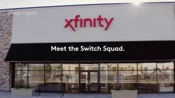 XFINITY Mobile TV Spot, 'Switch Squad' - Thumbnail 2