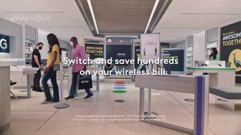 XFINITY Mobile TV Spot, 'Switch Squad' - Thumbnail 8