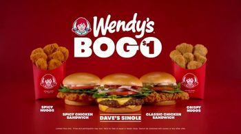Wendy's Dave's Single TV Spot, 'The BOGO $1 Effect' - Thumbnail 9